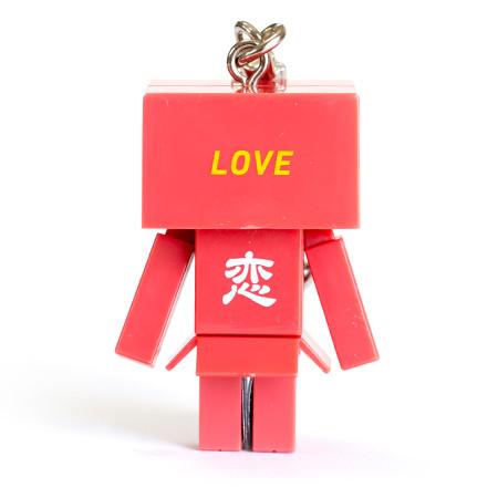 【恋愛成就】おまもりダンボーキーホルダー