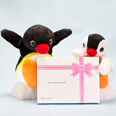 元気なペンギンの男の子、ピングー