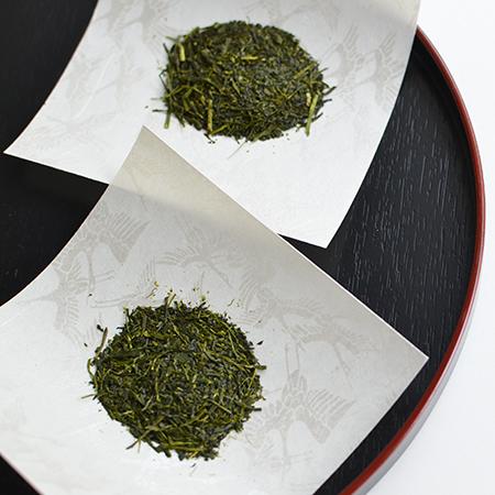 【静岡茶】茶師名人/炭火名人