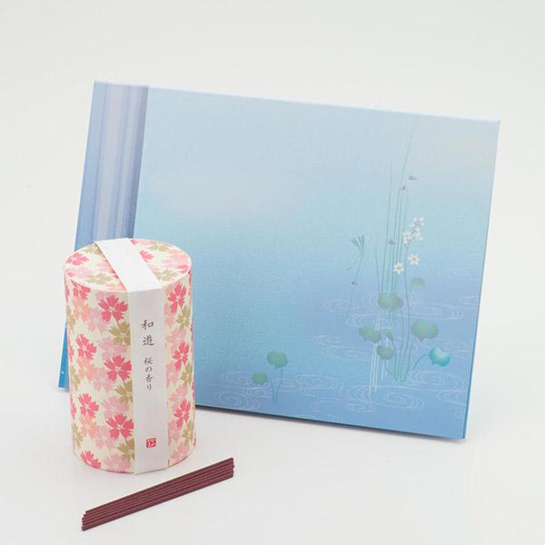 お悔やみ電報 うたかた お線香「和遊」桜の香り