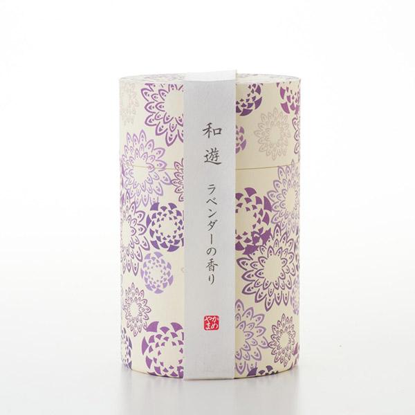お悔やみ電報 うたかた お線香「和遊」ラベンダーの香り