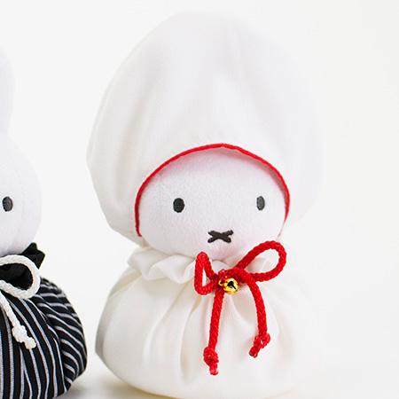 綿帽子もお似合いです。