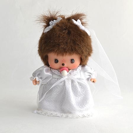 ベビチッチらしいベビードール風のドレスです