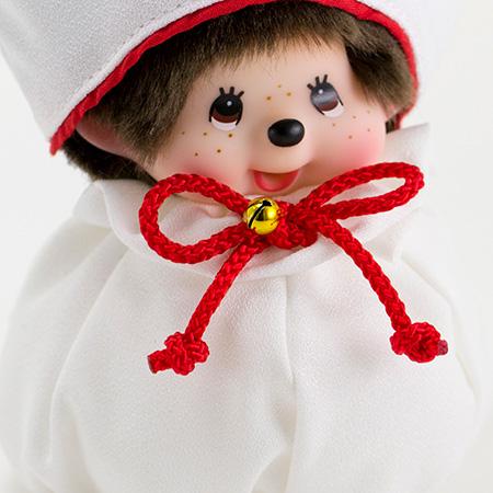 赤ふきの衣装がお似合いです
