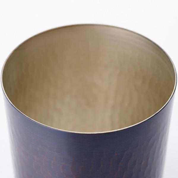 〈燕三〉純銅ロックタンブラー