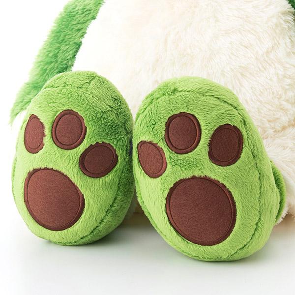 足も大きい!