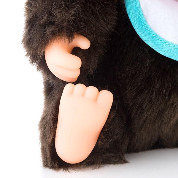 足の裏も赤ちゃんみたい