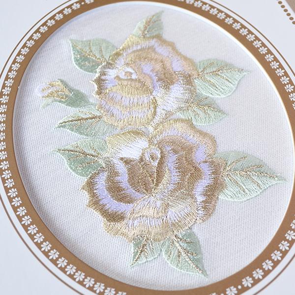 刺繍デザイン