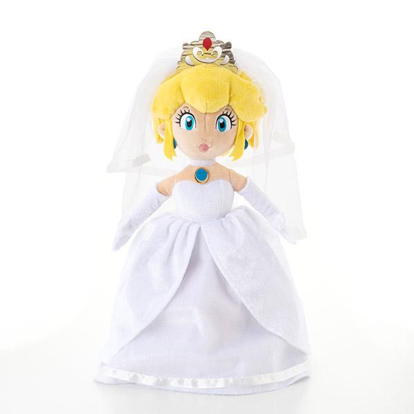 ウェディングスタイルのぴーち姫