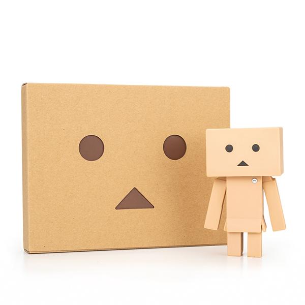 ソフビ ダンボー+ダンボーHAPPYBOX電報(たいへんよくできましたver.)