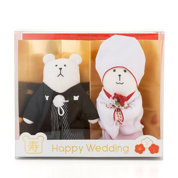 Wedding CRAFT ウェディングドール(和装)