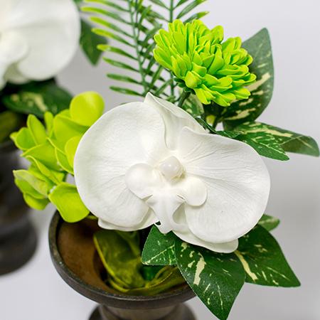 フレグランス供花 ブーケ(胡蝶蘭)
