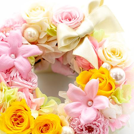 まるでパールの花が咲いているかのよう!