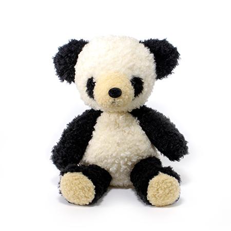 【日本製】パンダのフカフカ