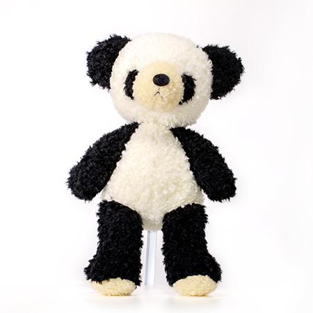 フカフカなパンダのぬいぐるみです。