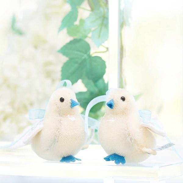 愛の象徴として結婚式のお祝いにぴったり。