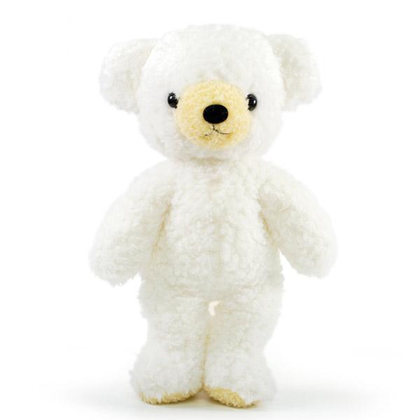 【日本製】クマのフカフカ(M)ユニコーン ホワイト