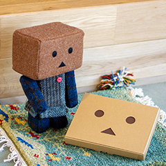 ダンボーぬいぐるみ+ダンボーHAPPYBOX電報(たいへんよくできましたver.)